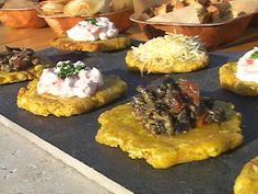 Tostones (platanos )