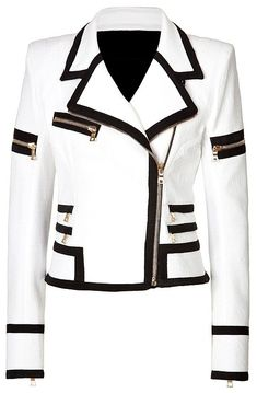 women fashion leather jacket biker jacket motorcycle jacket plus