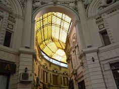 Secret passage in Bucharest