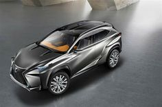 Finally, we can reveal today's #MTguess was the new #Lexus #LF-NX Concept, straight off the #IAA press. Here's what we thought http://ow.ly/oLtRR