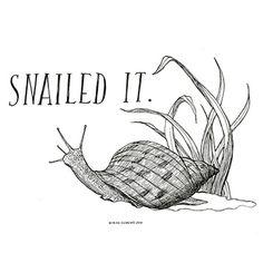 #IGGPPC ? Snailed It! Frida Clements