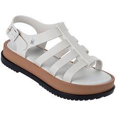 MELISSA Melissa Women'S Fox Iii Flatform Sandals. #melissa #shoes #shoes