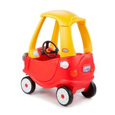 Little Tikes Cozy Coupe, Red/Yellow
