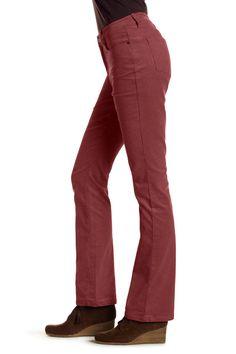 c3921a5111215 Curvy Fit Bootcut Corduroy Pants