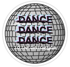 """""""Dance Dance Dance""""--Katy Perry 'Chained to the Rhythm'. Available as a sticker, apparel, notebook, phone case, and others! Created by: Adrienne Gossard Katy Perry Lyrics, Katy Perry Outfits, Lyrics Tumblr, Tumblr Stickers, My Muse, Pop, Album Covers, Love Her, Dance"""