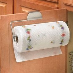 Home Collections Cabinet or Drawer Paper Towel Holder