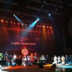 Notte della Taranta, the musical identity of the Mediterranean cultures