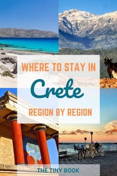 Where to stay in Crete: Insider's guide & itinerary Mykonos Greece, Crete Greece, Athens Greece, Santorini Travel, Greece Travel, Greece Vacation, Cool Places To Visit, Places To Travel, Travel Destinations