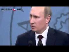 Вот почему я уважаю Путина! После таких слов как можно не уважать
