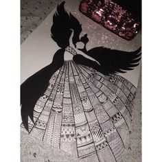 Flower Line Drawings, Girly Drawings, Dark Art Drawings, Art Drawings Sketches Simple, Mandala Art Therapy, Mandala Art Lesson, Mandala Artwork, 3d Art Drawing, Drawing Sheet
