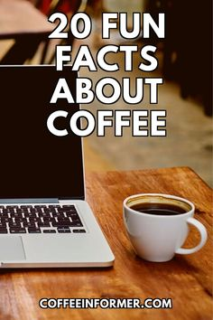 Coffee is one of the most popular drinks on the planet, and it is enjoyed daily by millions of people. If you're reading this post, the chances are good that you are a coffee lover, but how much do you know about this drink? Here is a list of the top 20 fun facts every true coffee enthusiast should know. #coffee #coffeefact #coffeefacts Did You Know Funny, International Coffee Organization, Most Popular Drinks, Coffee Facts, Coffee Blog, Acquired Taste, Coffee Talk, Eat Fruit, Black Coffee
