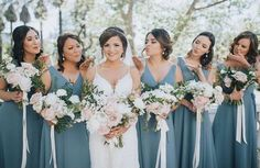 Slate blue is such a nice color for all seasons!💙 💙✨ Style 21532 ✨ . . . . @morileeoffical Slate Blue Bridesmaid Dresses, Mori Lee Bridesmaid, Designer Bridesmaid Dresses, Designer Dresses, Bridesmaids, Wedding Dresses, Amanda, Chiffon, Gowns