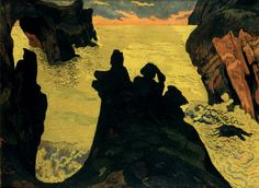 Georges Lacombe - The Yellow Sea