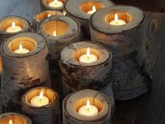 homemade candles - Google Search