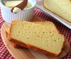 Almond Flour Bread and French Toast – Low Carb
