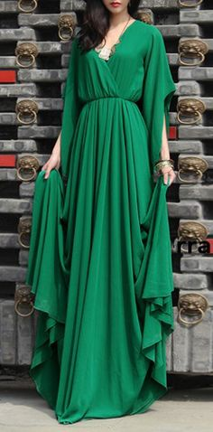 Emerald maxi