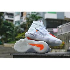 superior quality 16111 e59d0 Buy OFF White x Nike Sale- Shop For OFF White x Nike Hyperdunk 2017 Flyknit  HD Sneakers White