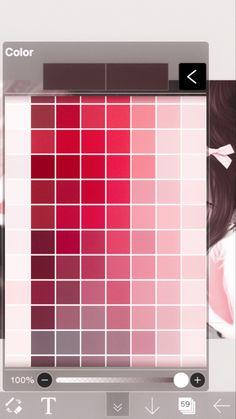Pantone Colour Palettes, Color Schemes Colour Palettes, Pantone Color, Skin Color Palette, Palette Art, Tekken Girls, Color Palette Challenge, How To Shade, Instagram Frame Template