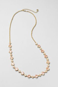 Women's Radiant Long Necklace from Lands' End