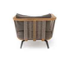 Garden armchairs | Garden lounge | Welcome cord | Unopiù. Check it out on Architonic