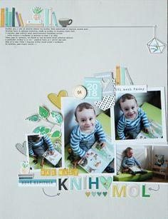 Papero amo: PAGE KIT projekty - JANA V.