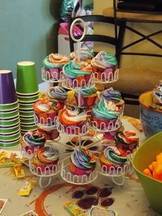 Scooby Doo Cupcake Stand