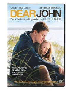 DVD. Based on the novel by Nicholas Sparks.   While John, a young soldier, is home on a temporary leave, he meets and falls in love with Savannah, a college girl on her spring break. Savannah promises to write to John when he is sent overseas. Over the next seven years, the couple continues to be separated by John's increasingly dangerous deployments. Though they meet only sporadically, they continue to stay in touch through love letters that eventually bring fateful consequences.