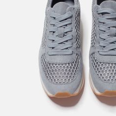 MESH SNEAKERS from Zara