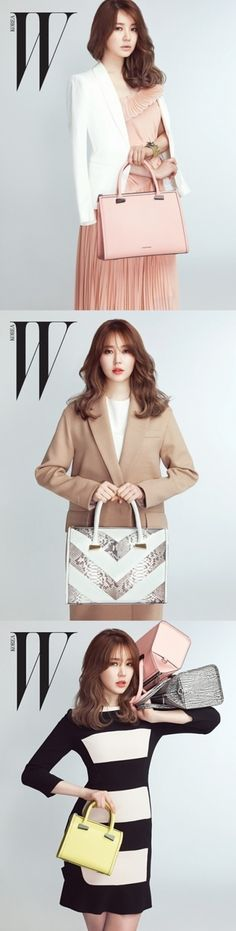 Yoon Eun Hye's clothes are so fashionable and glamorous. :D