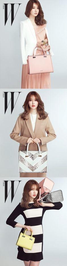 """ユン・ウネ、春のファッショングラビアを公開""""カバンも流行らせる?"""" - LOVE-チュ・ジフン&K-POP - Yahoo!ブログ"""