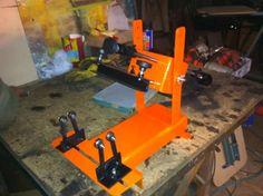 pulpos serigraficos fabricacion todo tipo de maquinas para la serigrafia