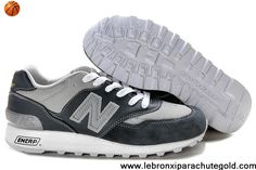 New Balance NB 577 UK edition darkGrey White For Men shoes Your Best Choice