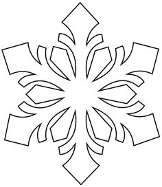 Pin by monika mon�k on vyst�ihov�nky pinterest template snowflake coloring pages for adults snowflake coloring page printable winter coloring page