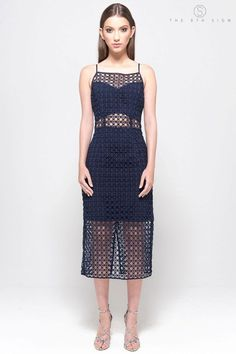 7c7e6dadb2 The 8th Sign Navy Ritz Dress Size UK 12 LF075 CC 13  fashion  clothing
