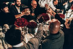 Timothy Oulton revives the Lost Art of Hosting at the newly redesigned Blue Room in Los Angeles Athletic Club by hosting a Fun Formal dinner party. Douglas Elliman, Formal Dinner, Athletic Clubs, Lost Art, Chic, Concert, Fun, Collection, Mood