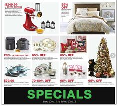 Macy's Cyber Monday Ad Scan, Deals and Sales 2019 The Macy's 2019 Cyber Monday ad is here! Be sure to subscribe to our newsletter to receive emails about all the latest Cyber Monday news and ad leaks ... #cybermonday #macys Macys Black Friday, Cyber Monday Ads, Monday News, Holiday Dinnerware, Holiday Essentials, Cookware Set, Flatware Set, Small Appliances, Bedding Collections