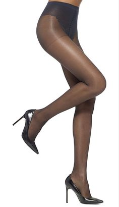 HUE So Sexy French Lace Sheer Pantyhose - See more tights at www.fashion-tights.net ‪#tights #pantyhose #hosiery #nylons #fashion #legs‬ #legwear #advertising #influencer #collants