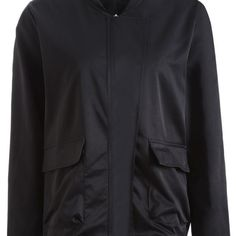 Fall Drawstring Pockets Bomber Jacket  $49.99    Specification  Color: BLACK  Size: XL, 2XL, 3XL, 4XL  Category: Women > Plus Size > Outerwear     Clothes Type: Jackets  Material: Cotton Blends  Type: Wide-waisted  Clothing Length: Regular  Sleeve Length: Full  Collar: Stand-Up Collar  Closure Type: Zipper  Pattern Type: Solid  Embellishment: Pockets  Style: Fashion  Season: Fall  Weight: 0.870kg  Package Contents: 1 x Jacket