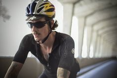 Cyclist Conquers Pyrenees Without Gears or Brakes See the video of Patrick Seabase completing an epic 1910 Tour de France stage, all 192 miles of it. Bike Components, Fixed Gear Bike, Pyrenees, Bicycle Helmet, Oakley Sunglasses, Cycling, Roads, Stage, Watch