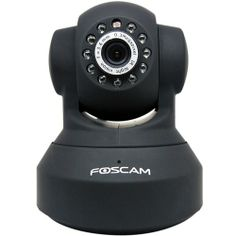 AED279.00 Foscam FI8918W Wireless/Wired Pan & Tilt IP/Network Camera With 8 Meter Night Vision And 3.6mm Lens http://www.kingsouq.com/foscam-fi8918w-s504340.html