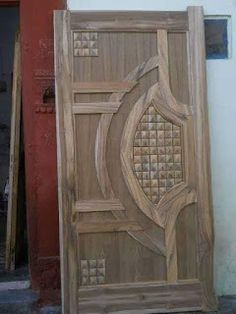 Flush Door Design, Home Door Design, Door Gate Design, Door Design Interior, Interior Doors, Main Entrance Door Design, Wooden Front Door Design, Entrance Doors, Front Doors