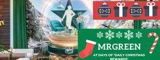 Lue uusimmat casino joulukalenterit - täältä löydät nettikasinoiden tarjouksia ja tsekkaa bonuksia!