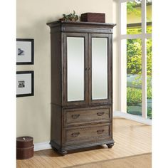 Found it at Wayfair - Beckles Armoire