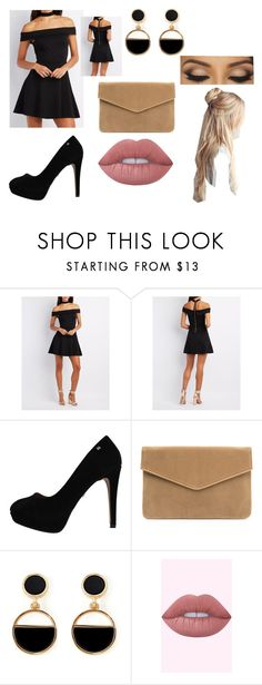 """""""Party Night"""" by melly1616 on Polyvore featuring Charlotte Russe and Warehouse"""