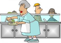 Lunch Lady Recipes - Delicious things they used to make in school cafeterias. http://www.1cincinnatiohio.com/lunch-lady-recipes-a-delicious-blast-from-the-past/