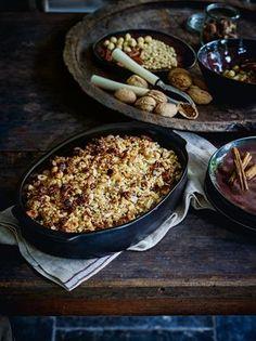 Appeltaart met noten | Pascale Naessens