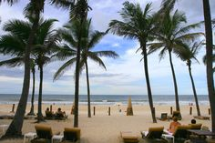 Prainha do Beach Park em Fortaleza