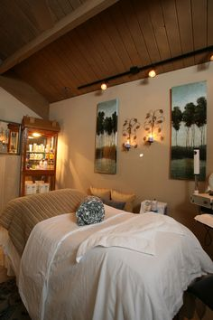 A downtown boutique spa & salon called Salon 119 & Spa...