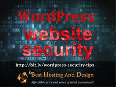 So you have a WordPress website? Is it secure? You might think so, but there are numerous vulnerabilities that could make your WordPress website insecure.