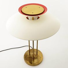 Table Lamp PH5 by Poul Henningsen for Louis Poulsen, Patinated Brass, 1960s 3